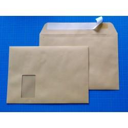 Briefumschlag mit Fenster DIN C4 229x324 mm Versandtasche