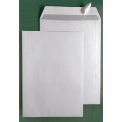 Versandtaschen Briefumschläge  haftklebend DIN B4 weiß