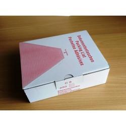DIN C6 Dokumententaschen 175x125 mm Lieferscheintaschen Rechnungstaschen