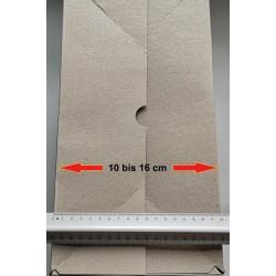 Auszihbar bis 16 cm Höhe