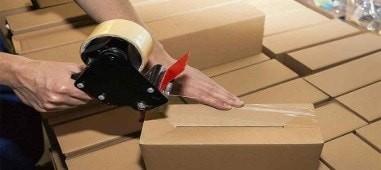Versandverpackungen Buerobedarf